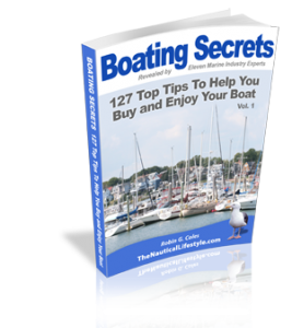 Book - Boating Secrets: 127 Top Tips to Help You Buy and/or Enjoy Your Boat